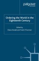 Ordering the World in the Eighteenth Century Pdf/ePub eBook
