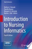 Introduction to Nursing Informatics Book