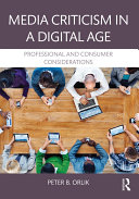 Pdf Media Criticism in a Digital Age