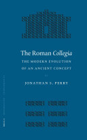 The Roman Collegia