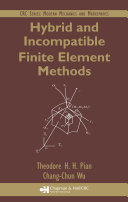 Hybrid and Incompatible Finite Element Methods [Pdf/ePub] eBook