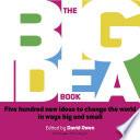 The Big Idea Book