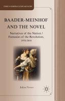Baader-Meinhof and the Novel [Pdf/ePub] eBook