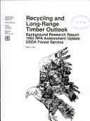 Recycling and Long range Timber Outlook