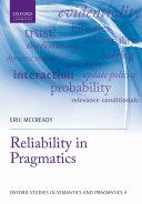 Reliability in Pragmatics