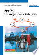 Applied Homogeneous Catalysis Book PDF