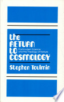 The Return to Cosmology