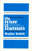 Pdf The Return to Cosmology