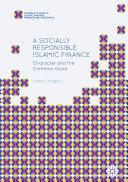A Socially Responsible Islamic Finance