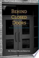 Behind Closed Doors Middle School Or Drama School