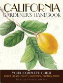 California Gardener s Handbook