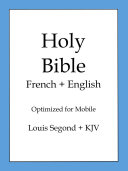 Holy Bible, English and French Edition (KJV/Louis Segond)