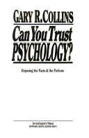 Can You Trust Psychology