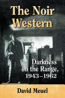 The Noir Western
