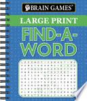 BRAIN GAMES LP FIND A WORD