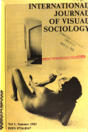 International Journal of Visual Sociology