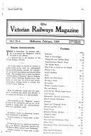 The Victorian Railways Magazine