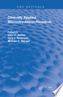 Clinically Applied Microcirculation Research Book