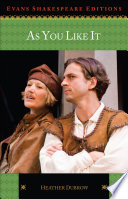 As You Like It Evans Shakespeare Editions