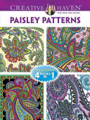 Pdf Creative Haven Paisley Patterns Coloring Book