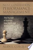 Next Generation Performance Management