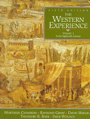 The Western Experience Book PDF