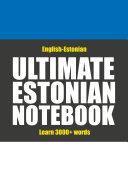 Ultimate Estonian Notebook