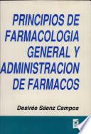 Principios De Farmacolog A General Y Administraci N De F Rmacos