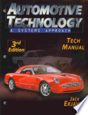 Automotive Technology Tech Manual