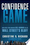 Confidence Game Book