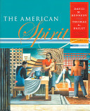 The American Spirit Since 1865 Book
