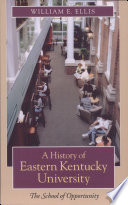 A History of Eastern Kentucky University