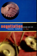 Negotiation Made Simple