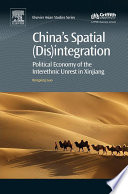 China s Spatial  Dis integration