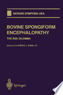 Bovine Spongiform Encephalopathy Book