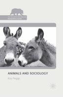 Animals and Sociology [Pdf/ePub] eBook