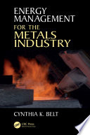 Energy Management for the Metals Industry