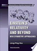 Einstein s Relativity and Beyond
