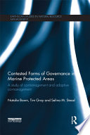 Contested Forms of Governance in Marine Protected Areas