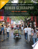 Human Geography for the AP Course