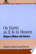 On Earth As It Is In Heaven Book