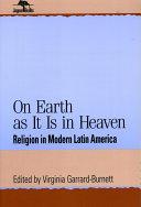 On Earth as It Is in Heaven [Pdf/ePub] eBook