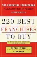 220 Best Franchises to Buy Pdf/ePub eBook