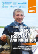 Regional Overview of Food Security and Nutrition in Europe and Central Asia 2020 Book