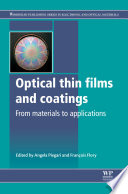 Optical Thin Films And Coatings Book PDF