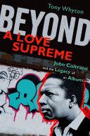 Pdf Beyond A Love Supreme Telecharger
