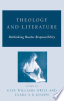 Theology and Literature  Rethinking Reader Responsibility