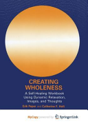 Creating Wholeness Book