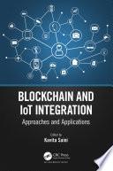 Blockchain and IoT Integration