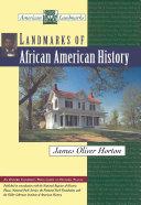 Landmarks of African American History